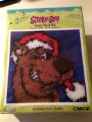Scooby Doo Santa Latch Hook Kit