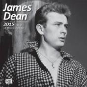 James Dean 2015 Square 12x12 Faces