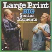 Large Print for Big Senior Moments 2015 Wall by Avanti [Large Print]