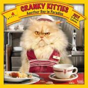 Avanti Cranky Kitties 18-Month Calendar