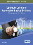 Optimum Design of Renewable Energy Systems