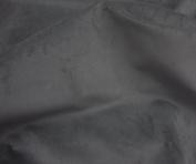 Smoke Upholstery Micro Plush Velvet Upholstery and Drapery Fabric