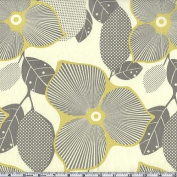 Amy Butler Midwest Modern Optic Blossom Linen Fabric