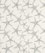 Premier Prints Sea Friends Coastal Grey Slub Fabric - by the Yard