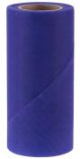 Falk Fabrics Tulle Spool for Decoration, 15cm by 25-Yard, Deep Purple