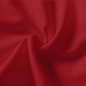 Plain Red 100% Cotton Fabric 150cm wide per metre