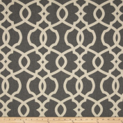 Magnolia Home Fashions Emory Pewter Fabric