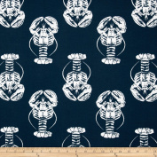 Premier Prints Indoor/Outdoor Lobster Oxford Fabric