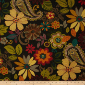 Swavelle/Mill Creek Indoor/Outdoor Gaya Floral Pizazz Fabric