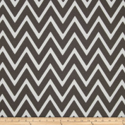 Swavelle/Mill Creek Indoor/Outdoor Zapallar Charcoal Fabric