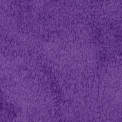 Plush Coral Fleece Amethyst Fabric