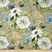 Swavelle/Mill Creek Indoor/Outdoor Pierette Pewter Fabric