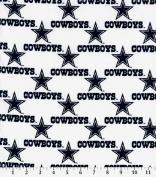 NFL Cotton Fabric-Dallas Cowboys