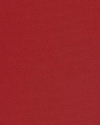 140cm Sundeck Solid Indoor/Outdoor Cherry Red Fabric By The Yard