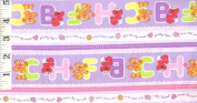 Sesame Street By Spectrix- 100% Cotton. 110cm Wide By the Yard