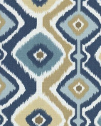 140cm Ikat Mesa China Indoor/Outdoor Fabric By The Yard