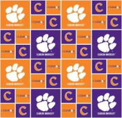 University of Clemson By Sykel - 100% Cotton