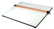 Helix PXB Drawing Board with Parallel Straight Edge, 46cm x 60cm , 1 Board