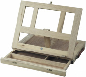 Art Advantage Wood Sketch Box
