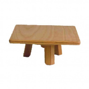 Mabef Mbm-37 Table Sculpture Trestle