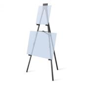 Testrite Visual Products, Inc. Series 900 Aluminium Display Easel aluminium easel