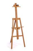 American Easel Oak Yazhi Easel-Golden Finish