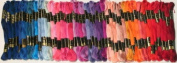 100 Anchor Embroidery Cross Stitch Threads Floss/skeins from ThreadsRus