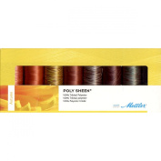 Mettler Thread Poly Sheen 100% Trilobal Polyester Sewing Sets