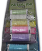 Nite Lite Extra Glow Thread Pack
