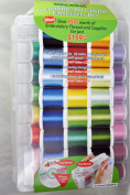 Madeira Incredible Threadable Embroidery Box 40 Spools 1100YD/1000M 20928042