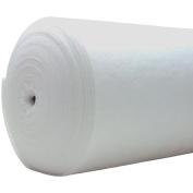 Quilter's Fleece 110cm X80yds ROT-White FOB:MI