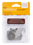 Cuttlebug Cricut Embossable Metal Shapes, Being a Boy, Silver
