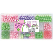 Bead Stylin' Bead Box Kit 130mls/Pkg-Mint Pastel
