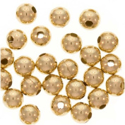 14k Gold Filled Little Round Beads 2.5mm