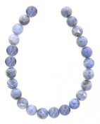 Tennessee Crafts 1012 Semi Precious Blue African Sodalite Beads, Round, 8mm