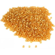 2000 Seed Beads Beading Stringing Jewellery Gold Parts