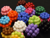 Interchanging Berry Beads - assorted lot of 10