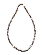 TENNESSEE CRAFTS 2774 Glass Beads, Faceted Bicone, Copper, 3mm