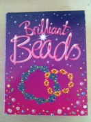 Brilliant Beads Mini Boxed Kit- With 48 Page Idea Book and Assorted Beads
