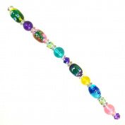 Fiona SUP01-2 Spring Theme Beads Strand