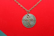 The Lord's Prayer Bronze Pendant & Necklace