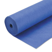 Pacon® - Spectra ArtKraft Duo-Finish Paper, 48 lbs., 120cm x 200 ft, Royal Blue - Sold As 1 Roll - Heavyweight Duo-Finish® Kraft paper.