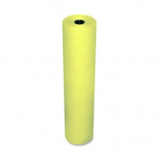 Pacon Rainbow Coloured Kraft Paper Roll , Yellow
