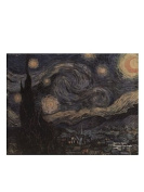 Hi-Look Microfiber Art Cloths Starry Night