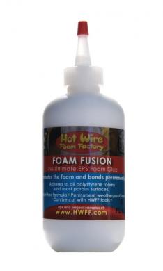 Hot Wire Foam Factory Brush-On Foam Fusion Glue, 240ml