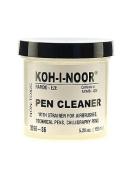 Koh-I-Noor Rapido-Eze Pen Cleaner 150ml jar with strainer [PACK OF 3 ]