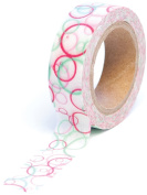 Queen and Company Trendy Tape, Bubbles Girl