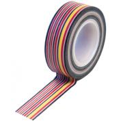 Trendy Tape 15mm X 10yds-Magic Stripes