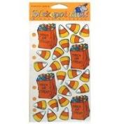 Trick or Treat Scrapbook Stickers