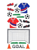 Stickopotamus Sports Collection Stickers soccer
